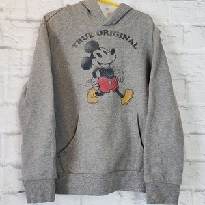 Old Navy Disney Mickey Mouse Hoodie Boys M(8)